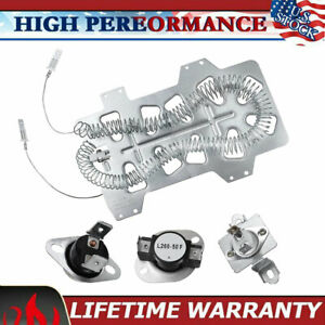 Dryer Heater Heating Element For Maytag 35001247 Samsung Dc47 00019a