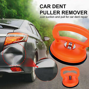 2pcs Car Body Dent Repair Puller Pull Panel Ding Remover Sucker Suction Cup Tool