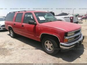 Rear Axle 2wd 3 73 Ratio Opt Gt4 Fits 92 94 Suburban 1500 449803