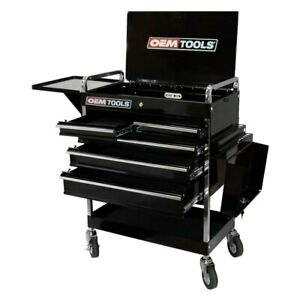 Tools Professional 5 drawer 1 tray Service Cart