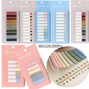 Label Key Points Tab Strip Memo Pad Sticky Notes Loose leaf Paster Sticker