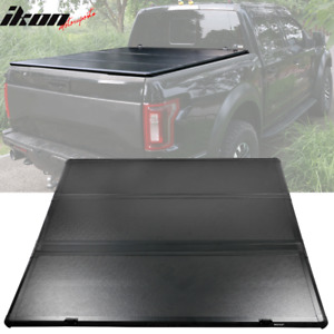 Fits 05 21 Nissan Frontier 5 Hard Solid Tri Fold Pickup Truck Bed Tonneau Cover