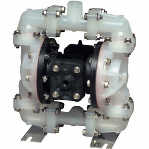 Sandpiper Air operated Double Diaphragm Pump 1 4 Inlet