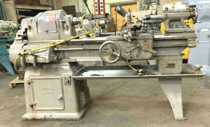16 X 36 South Bend Lathe With Taper Attachment