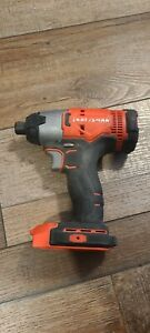 New Listingcraftsman V20 Cordless 14 Impact Driver With2 Batteries Cmcf800