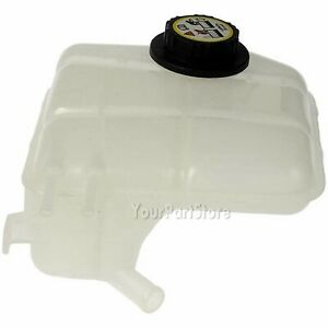00 07 Ford Focus Radiator Water Overflow Bottle Coolant Recovery Tank Reservoir