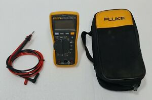 Fluke 117 True Rms Electrician s Multimeter With Soft Case