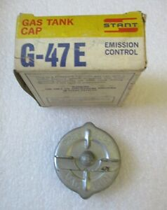 Vintage Stant Nos G 47e Gas Fuel Cap New Old Stock In The Box