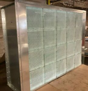 10 Paint Spray Booth Exhaust Wall