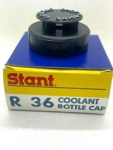 Nos Slant R36 10236 Coolant Bottle Cap Ford Chevy Gmc Pontiac And Others