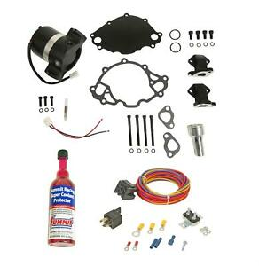 Summit Racing Electric Water Pump Pro Pack 12 0020