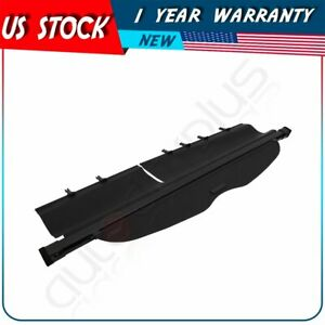 Trunk Cargo Cover Security Shade Retractable Shield For Toyota Highlander 14 19