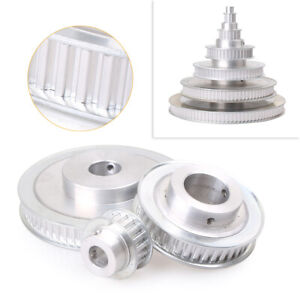 Xl 10t 100t Timing Belt Pulley Synchronous Wheel Selectable Bore For 3d Printer
