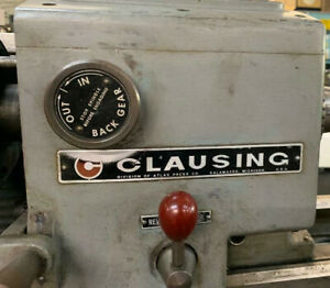 Clausing 5914 Lathe Haedstock Loo Spindle