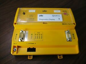 Pilz Pss Sb Router1 Safety Bus Module