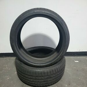 2 245 35r20 Toyo Proxes Sport A S 95y All Season Pair Of Tires Take Offs