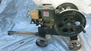 Stover 2hp Hit Miss Engine With Cart