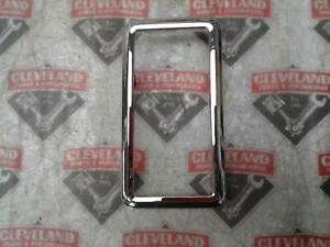 2010 2014 Ford Mustang Oem Center Floor Console Chrome Shifter Trim Bezel Auto