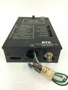 Rtc Cpr2102r Programmable Time Switch W cable Working Free Shipping