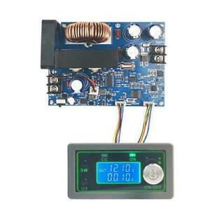 50v 12a 600w Programmable Cnc Step down Power Supply Module Lcd Digital Display