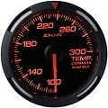 Defi Red Racer Temperature Gauge Red Psi Df06702