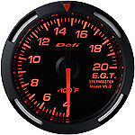 Defi Red Racer Exhaust Gas Temperature Egt Gauge F Red Df06802