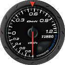 Defi Advance Cr Boost Gauge 120 Kpa Black 60mm 8702 Sti