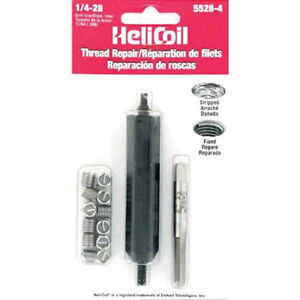 Helicoil 5528 4 Thread Repair Kit 1 4 28