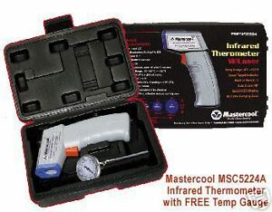 Mastercool Infrared Laser Thermometer 52224a
