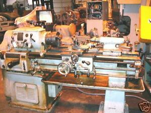 Hendey Gear Head Engine Lathe