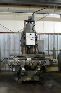 Wadkins Universal Pattern Milling Machine Mill