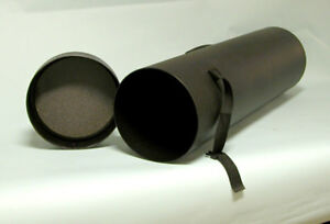 Case Graphic Display Tube Ship Store Carry 8 X 50