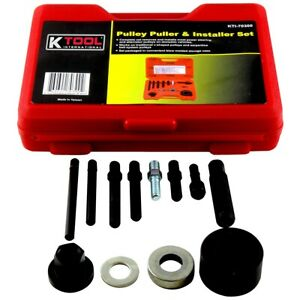 Pulley Puller And Installer Set Kti70300 Brand New