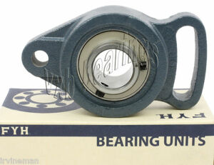 Fyh Bearings 1 11 16 Inch Adjustable Oval 2 Bolt Flang