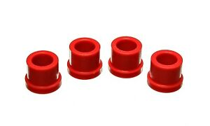 Energy Suspension 4 10102r Rack And Pinion Bushing Set Fit Ford Fairmont Pinto