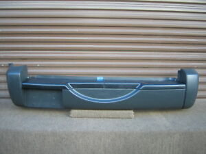 Jeep Liberty Limited Rear Bumper Cover 02 03 04 05 Oem
