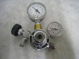 Matheson 3320 Pressure Gauge Regulator