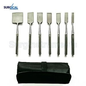 Set Of 7 Hibbs Chisel 9 Orthopedic Surgical Instrument
