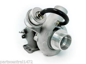 New Turbocharger For Isuzu Npr 4he1 4 8 Turbo Diesel 1998 2004 No Core Charge