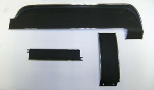 1967 1968 Ford Mustang Dash Panel Trim Rh 3 Piece