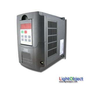 1 5kw Ac220v Variable Frequency Drive Vfd For Spindle