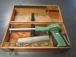 Used Federal 670 To 1 270 Bore Gage In Wooden Box