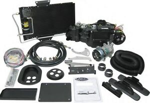 68 69 Chevelle Non factory Air Complete Ac Heat Kit Air Conditioning Vintage Air