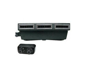 Mini Slim Line Under Dash Cool Only System With Passenger Side Fittings