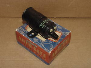 1956 Plymouth Dodge Nos Mopar Autolite Caf 4002 Ignition Coil 12v