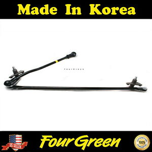 Wiper Transmission Front For 95 98 Sonata Factory Oem New 9820034000