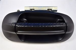 Fit Ford Expedition Outside Exterior Door Handle Passenger Rear Rh Primed Black