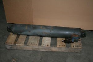 Hydraulic Cylinder Line Actuating 34 Stroke Large 5 5 Rod Boom Lift Gbi
