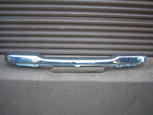 Ford Ranger Front Bumper Chrome Factory Oem 2004 2005