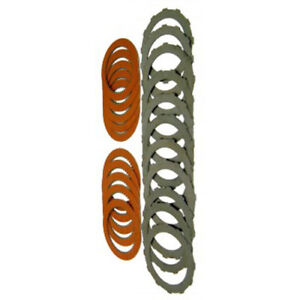 Tci 724000 Gm Powerglide High Performance Friction Clutch Plates High Gear